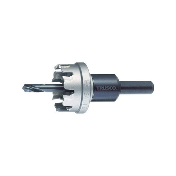 超硬ステンレスホールカッター 62mm TRUSCO TTG62-4500