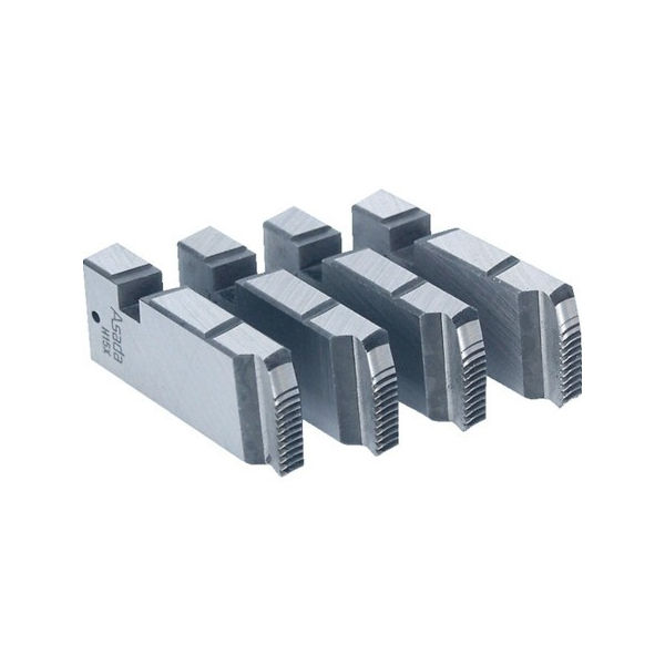 管用テーパーねじ用チェーザ AT1/2 -3/4 ステンレス管用 アサダ 89203-1006