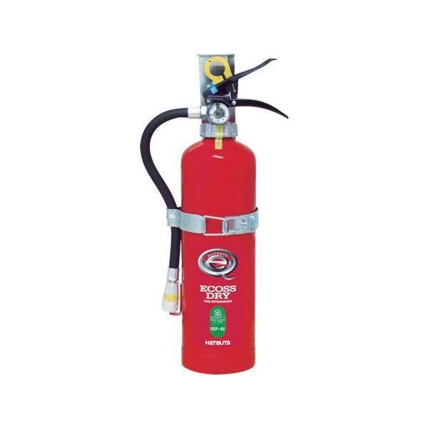 蓄圧式粉末消火器 自動車用4型 HATSUTA PEP4V-6259