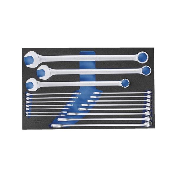 100%本物 2704226:neut PLOTS コンビネーションスパナセット 2005CT4-7XL GEDORE-DIY・工具