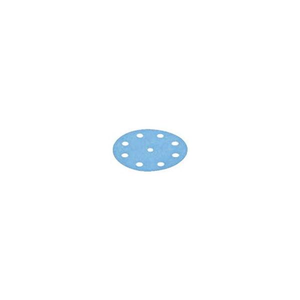 【全品P5倍~10倍】サンドペーパー GR D125 P400 100枚入り FESTOOL 497177-6363