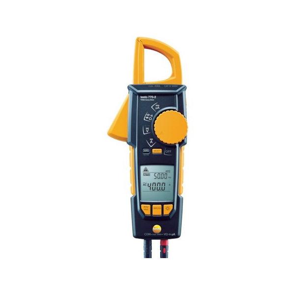 激安超安値 TESTO770-2:neut PLOTS クランプメーター テストー-DIY・工具