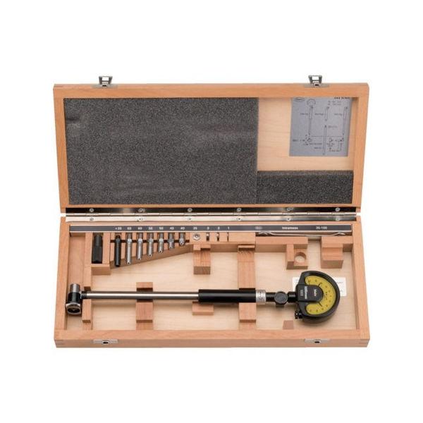 世界有名な 844NH35100:neut セルフセンタリングダイアルボアーゲージ844NH(4475001) マール PLOTS-DIY・工具