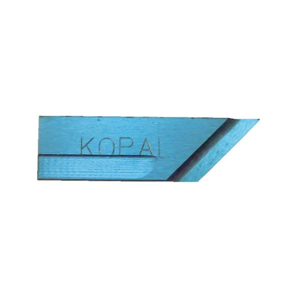 【全品P5倍~10倍】2-18外径用ブレード90°刃先14°HSS NOGA KP0230014-8648