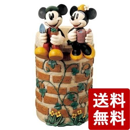 【送料無料】ミッキー&ミニー 傘立て セトクラフト