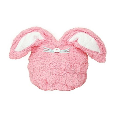 人気海外一番 ベビー 雑貨 小物 <セール&特集> ドライキャップキッズ マーナ うさみみ S433P ピンク