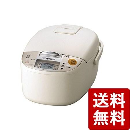 【送料無料】象印 IH炊飯ジャー 1L ライトベージュ NP-XA10-CL ZOJIRUSHI