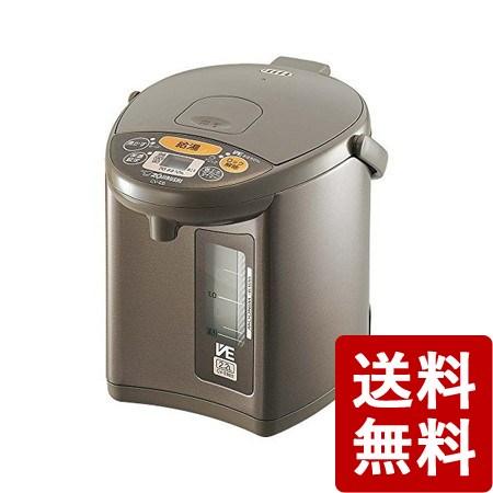 【送料無料】象印 電気ポット 2.2L VE電気まほうびん ブラウン CV-EB22-TA ZOJIRUSHI