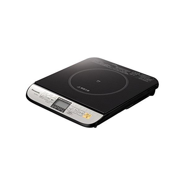 【全品P5倍~10倍】Panasonic(パナソニック) IH調理器 ブラック?KZ-PH33-K