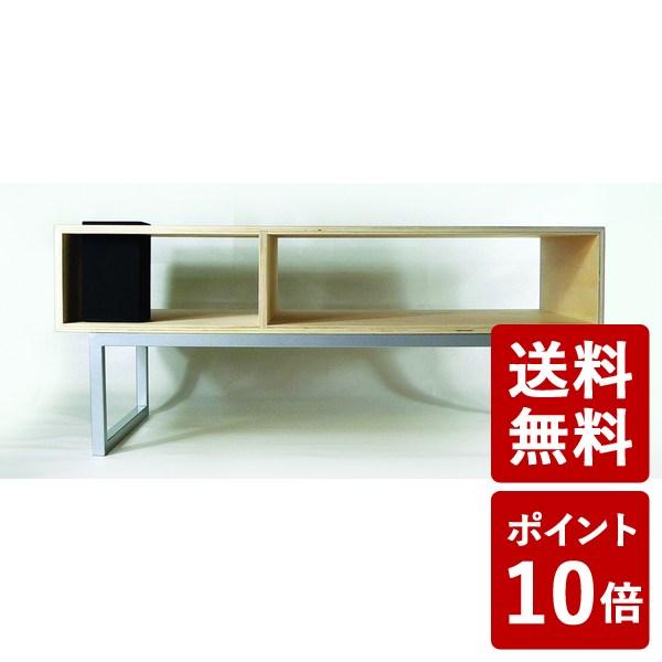 【送料無料&ポイント10倍】ヤマト工芸 TV BOARD テレビボード シルバー YK08-001 yamato japan