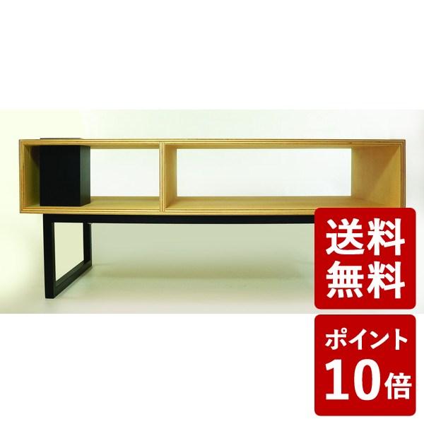 【送料無料&ポイント10倍】ヤマト工芸 TV BOARD テレビボード ブラック YK08-001 yamato japan
