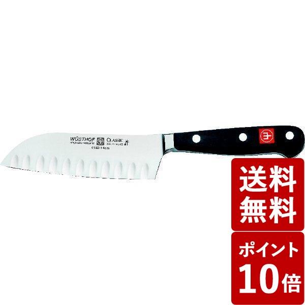 【送料無料&ポイント10倍】WUSTHOF クラシック 三徳包丁 17cm