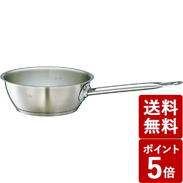 調理 フライパン 【P5倍】フィスラー ニュープロコレクション コニカルパン 16cm 84-143-16 Fissler