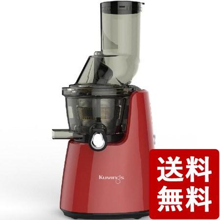 【送料無料】クビンス ホールスロージューサー レッド JSG-721R NUCジャパン Kuvings