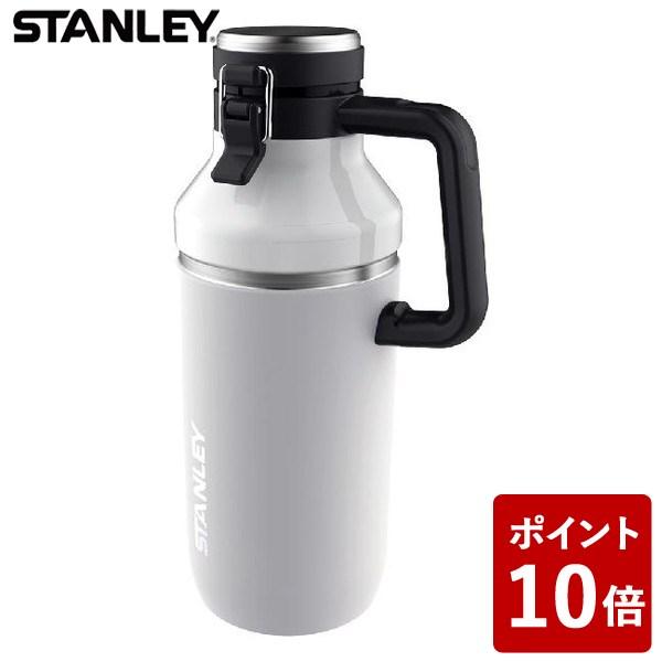 【送料無料&ポイント10倍】STANLEY(スタンレー) ゴーシリーズ セラミバック 真空グロウラー 1.9L ライトグレー 06598-006