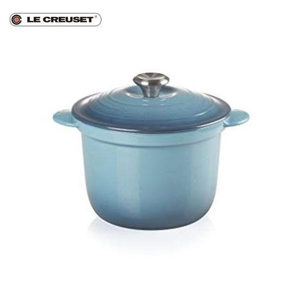 ル・クルーゼ ココット・エブリィ 20 マリンブルー マリンブルー Simple Cooking