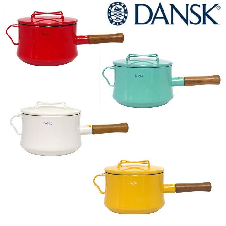 DANSK(ダンスク) KOBENSTYLE(コベンスタイル) 片手鍋 18cm 深型 3Qt(ソースパン)【お買い物マラソンクーポン発行中】