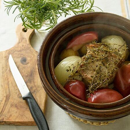【送料無料】長谷園 ロースト土鍋