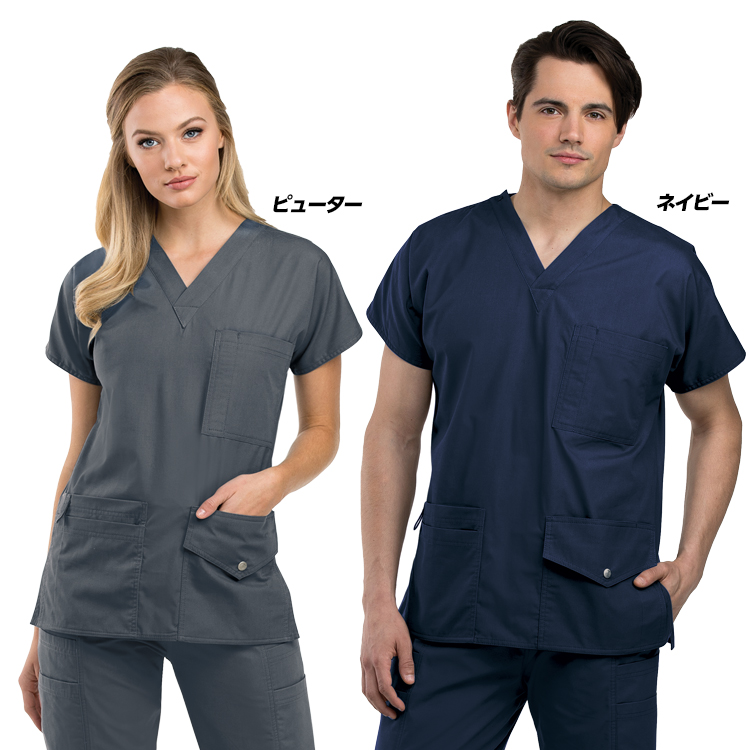 e-UNIFORM: White robe fashion doctor uniform doctor Hospital uniform ...