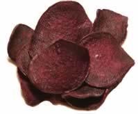 開店祝い 紫芋チップス 物品 70g