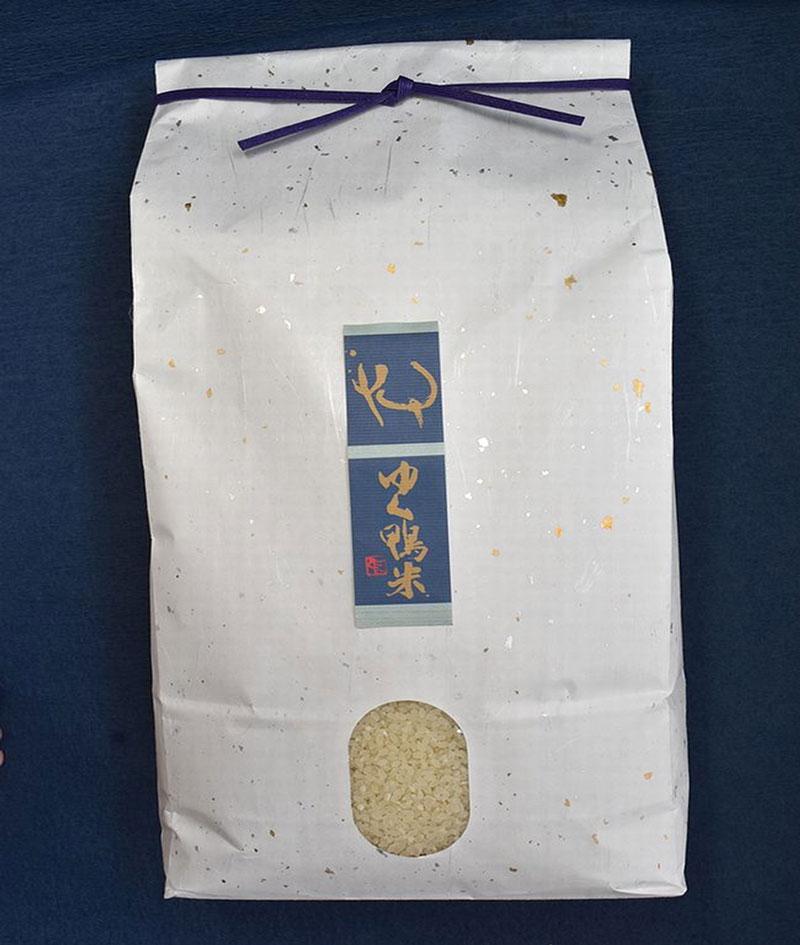 ゆく鴨米(元気つくし10kg×1袋)新米