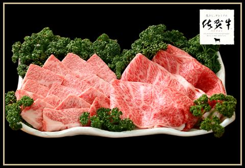 【上場食肉】すき焼き・焼肉用セット