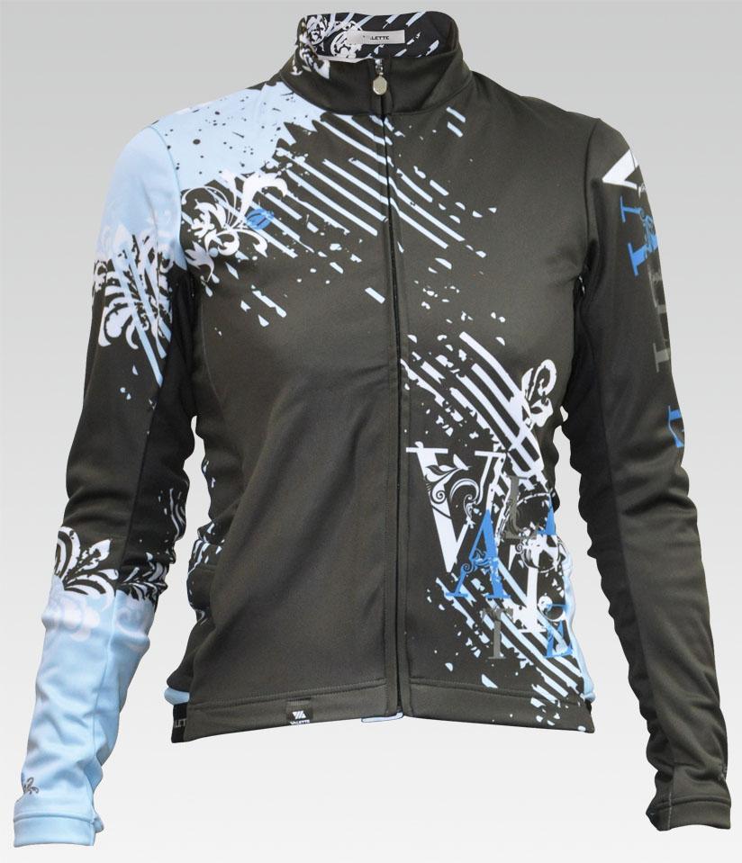 Flora(フローラ) レディース3Dウインタージャケット【サイクルジャージ/サイクルウェア/自転車/レプリカ/サイクル/ロードバイク/ウェア/ユニフォーム/ランニングウェア/フィットネスウェア】