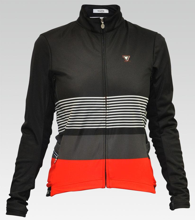 Chloe(クロエ) レディース3Dウインタージャケット【サイクルジャージ/サイクルウェア/自転車/レプリカ/サイクル/ロードバイク/ウェア/ユニフォーム/ランニングウェア/フィットネスウェア】