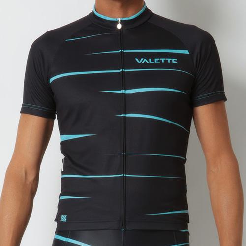 【VALETTE/バレット】GUSTY(ガスティ) 半袖【サイクルジャージ/サイクルウェア/自転車/レプリカ/サイクル/ロードバイク/ウェア/ユニフォーム】
