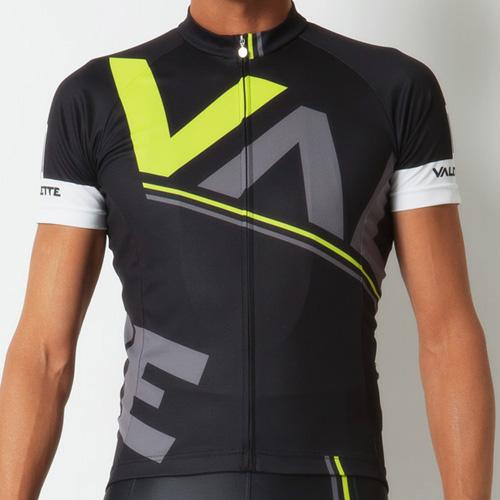 【VALETTE/バレット】LARGEVAL(ラージバル) 半袖【サイクルジャージ/サイクルウェア/自転車/レプリカ/サイクル/ロードバイク/ウェア/ユニフォーム】