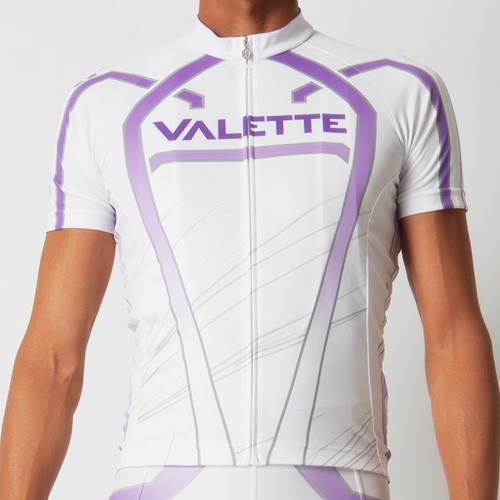 【VALETTE/バレット】LIGHT(ライト) 半袖【サイクルジャージ/サイクルウェア/自転車/レプリカ/サイクル/ロードバイク/ウェア/ユニフォーム】