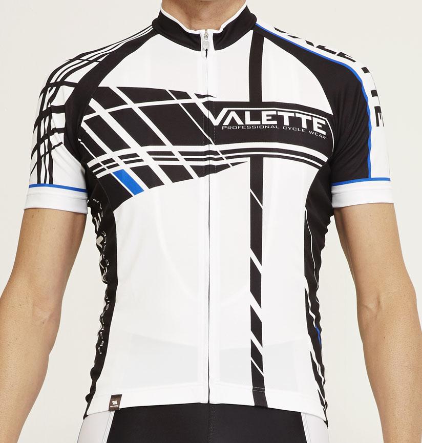 【VALETTE/バレット】RUSH(ラッシュ)半袖【サイクルジャージ/サイクルウェア/自転車/レプリカ/サイクル/ロードバイク/ウェア/ユニフォーム/ランニングウェア/フィットネスウェア】