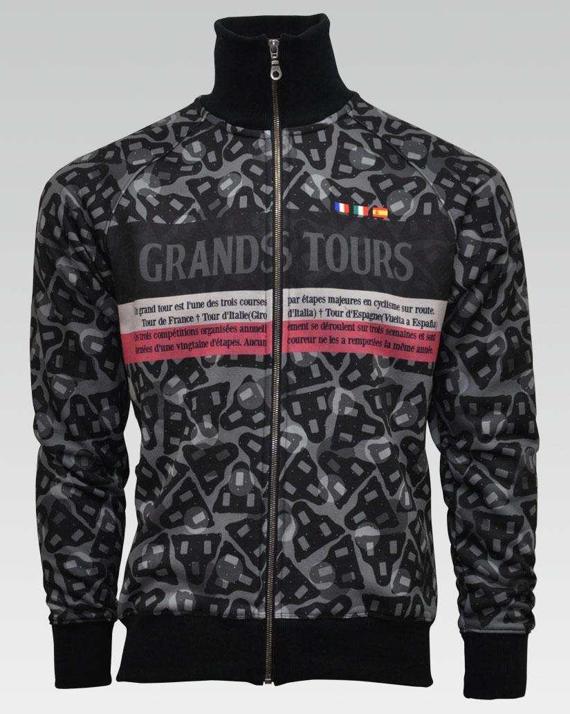【VALETTE/バレット】GRANDS TOURS/グランツール ポケジャー【サイクルジャージ/サイクルウェア/自転車/Tシャツ/レプリカ/サイクル/ロードバイク/ウェア/ユニフォーム/ランニングウェア/フィットネスウェア/フットサルウェア/ゴルフウェア】