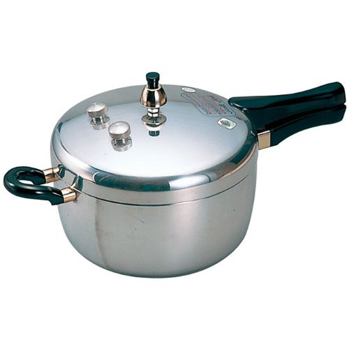 【日本製】 鋳物屋 アルミ鋳物製 ヘイワ圧力鍋 6.0L PC-60A 【送料無料】
