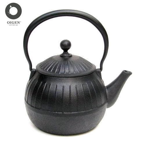 【日本製】 及源(OIGEN) 鉄瓶 千草 1.15L H-154