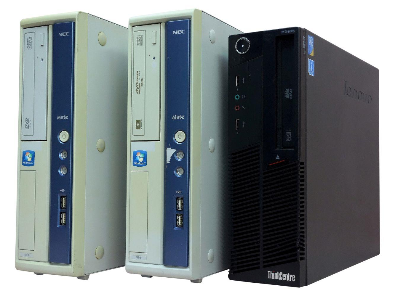 中古パソコン デスクトップPC 機種おまかせ Corei5第三世代以上 メモリ16GB HDD500GB Windows10 Pro 64bit【送料無料】【100日保証】