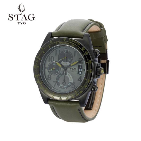 STAG TYO 腕時計 STG006B2
