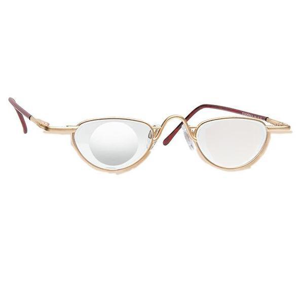 エッシェンバッハ ノーヴェスシリーズ 眼鏡型ルーペ ノーヴェス・モノ 単眼用(右用) 1681 3倍・3R