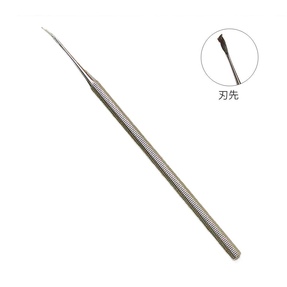 ニッケン刃物 ファインクロス 歯垢・ヤニとり 先太 MI-2