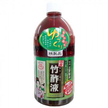 国産竹酢液 竹酢液 評価 店内全品対象 1L 50188