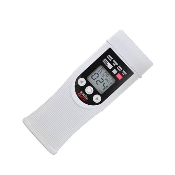 ソシアックαの利点はそのままに 安売り 測定履歴の保存が可能に アルコール検知器 SC-403 国産品 ソシアック アルファーネクスト