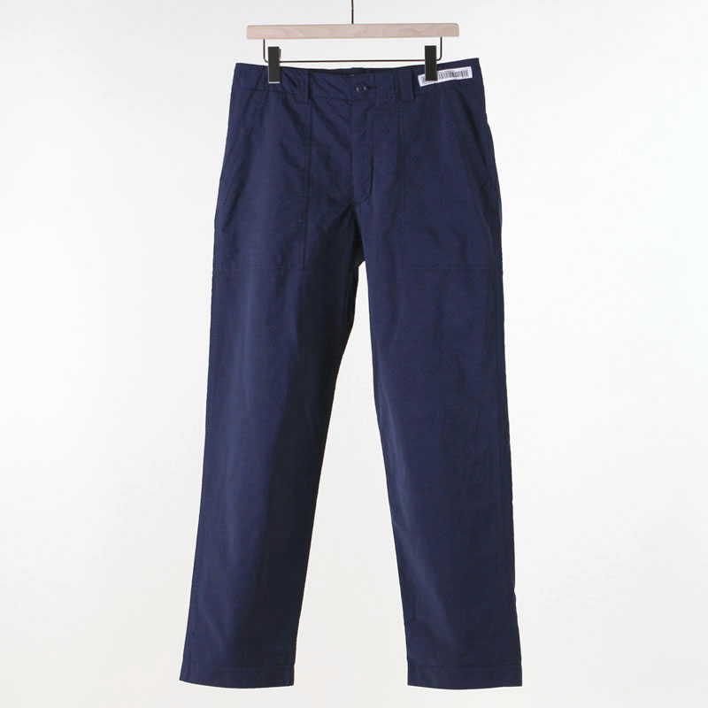 UNIVERSAL PRODUCTSユニバーサルプロダクツEASY WIDE SLACKS NAVY