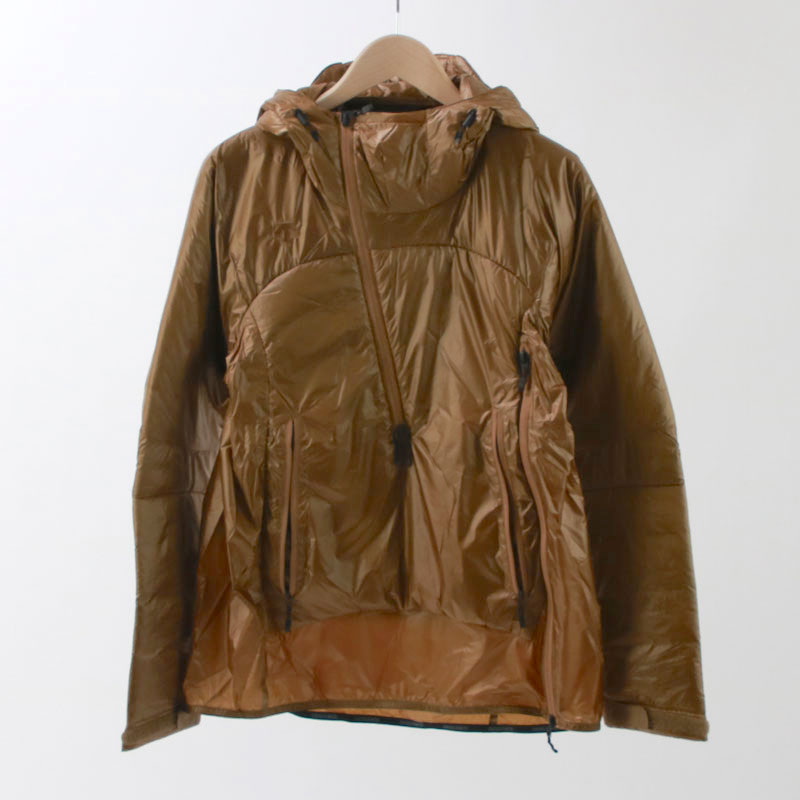 【FINAL PRICE】【60%OFF】【DESCENTE OUTDOOR デサントアウトドア】HEAT NAVI INSULATION JACKET COYOTEメンズ 男性 ジャケット