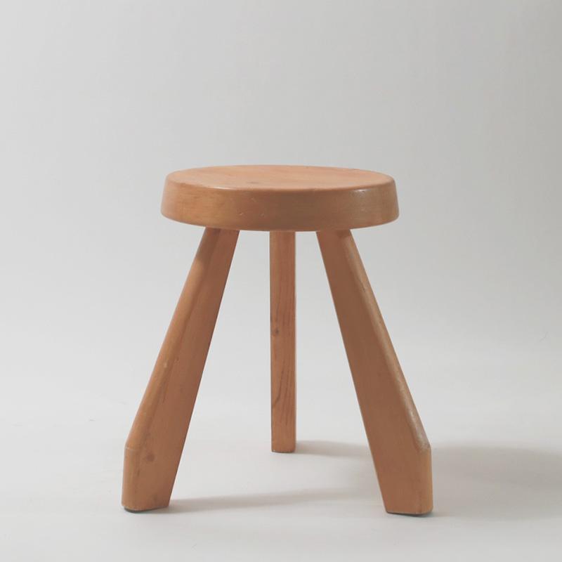 Charlotte Perriand Les Arcs SANDOZ stool シャルロット・ペリアン スツールインテリア アンティーク 雑貨 椅子
