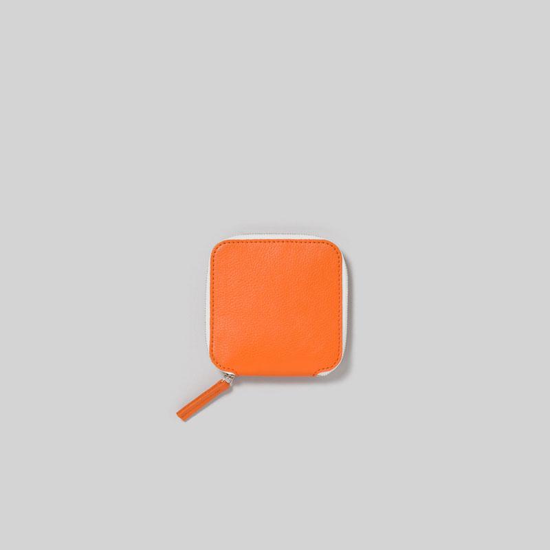 【2020 S/S】【_Fot/ フォート】pouch square ORANGEレディース 女性