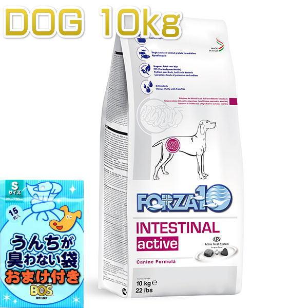 フォルツァディエチ FORZA10 おまけ付き 最短賞味2022.1 フォルツァ10 犬 インテシティナル 中粒 人気の製品 10kg大袋 大人気 アクティブ ドッグフード 胃腸ケア FORZA10正規品fo00480