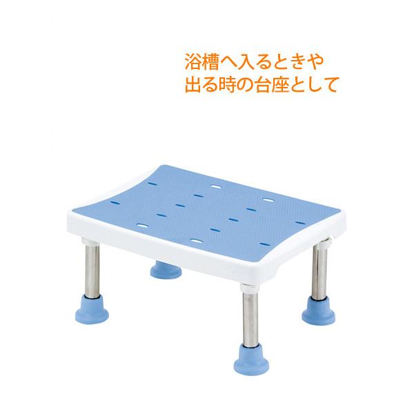 浴槽台アシスト 5段階/ライトブルー(介護用品 便利 おすすめ 敬老の日ギフト)