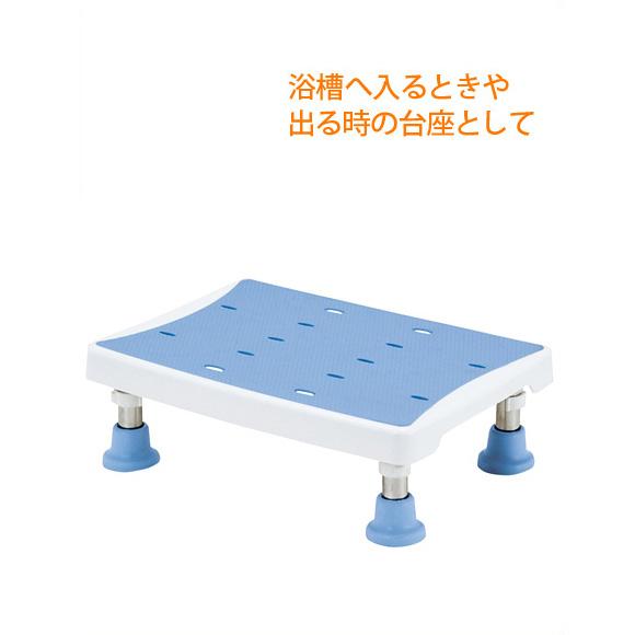 浴槽台アシスト 2段階/ライトブルー(介護用品 便利 おすすめ 敬老の日ギフト)
