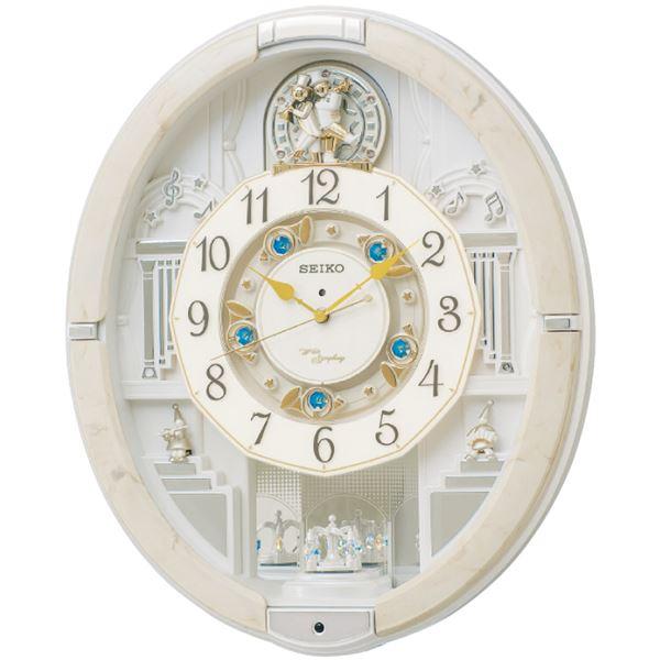 SEIKO(セイコー) 電波からくり掛時計(内祝い 結婚内祝い 出産内祝い 新築祝い 就職祝い 景品 入学祝い 結婚祝い 引き出物 お誕生日プレゼント お返し)