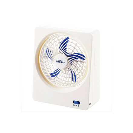 Desktop fan 2014 improved USB for battery-powered portable fans